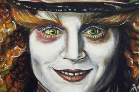 Johnny Depp | The Mad Hatter