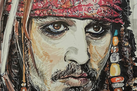 Johnny Depp | Jack Sparrow